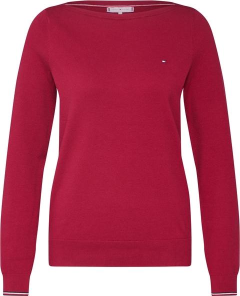 nowy Sweter Tommy Hilfiger z tkaniny w stylu casual Odzież Damskie Swetry i bluzy damskie AK FJAOAK-5