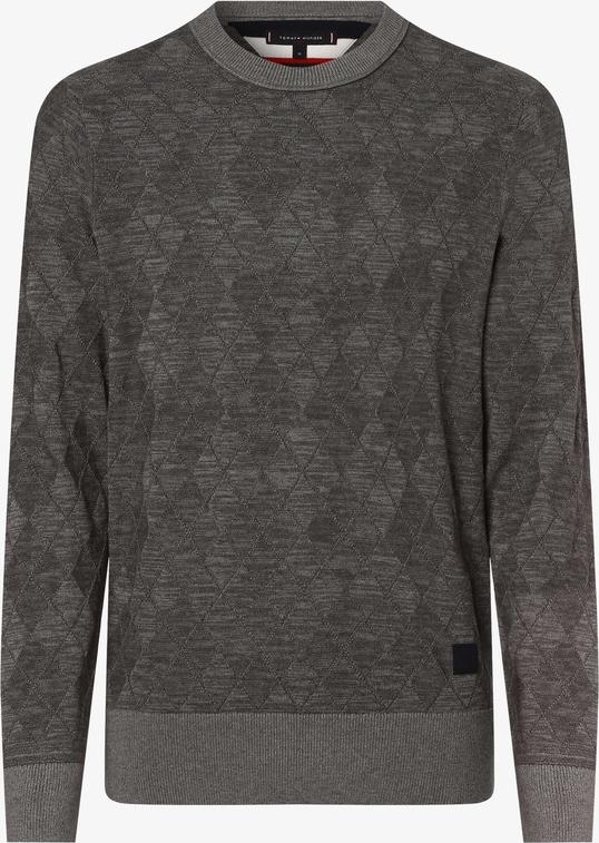 Sweter Tommy Hilfiger z jedwabiu