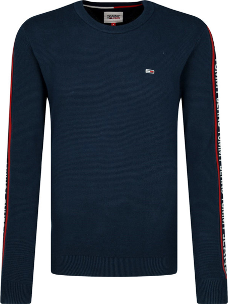 Sweter Tommy Jeans w stylu casual