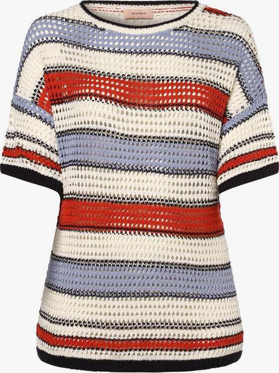 Sweter Triangle w stylu casual