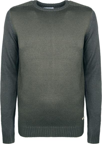 "Sweter Trussardi Sweter ""ravenna"" z dzianiny"
