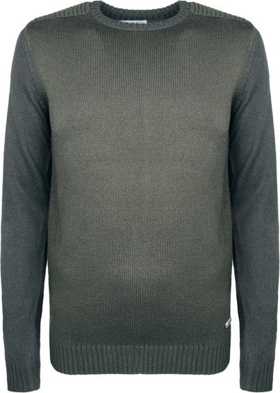 Sweter Trussardi w stylu casual z dzianiny
