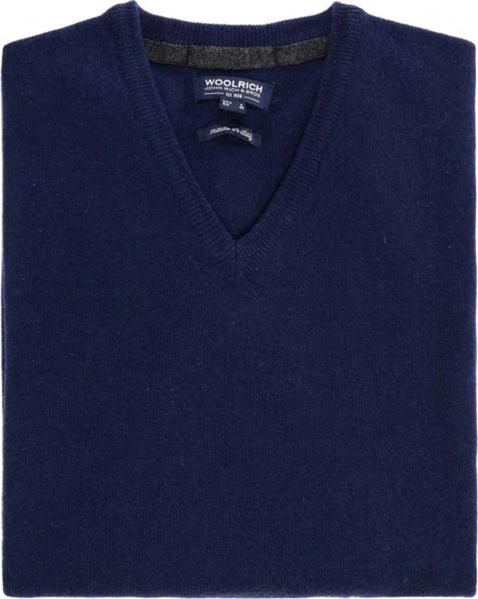 Sweter Woolrich w stylu casual z dżerseju