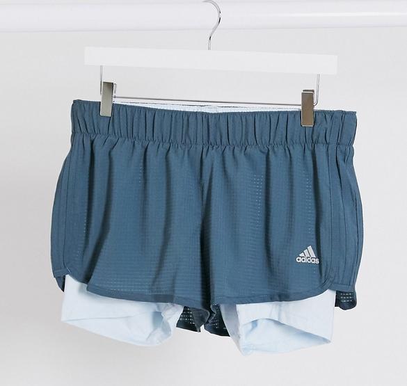 Szorty Adidas Performance w sportowym stylu