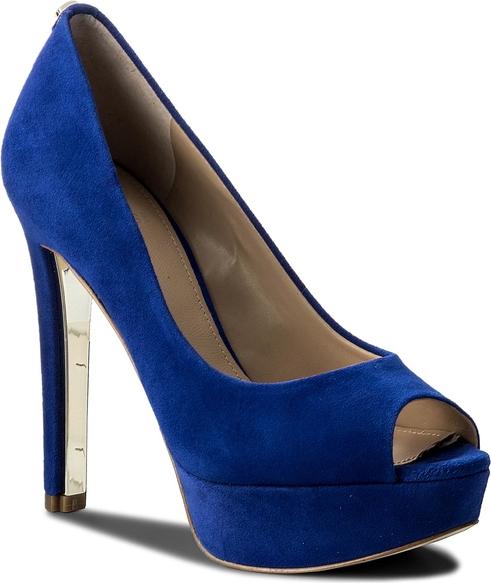 Szpilki guess - heali2 flhea1 sue07 blue