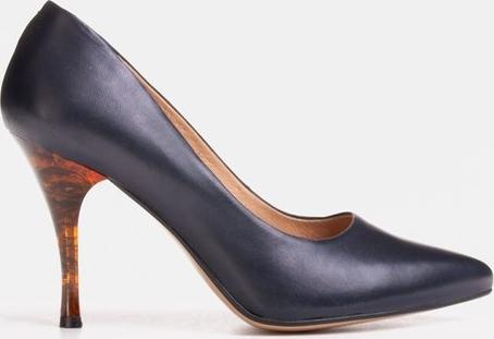 Szpilki Marco Shoes na szpilce ze spiczastym noskiem na wysokim obcasie