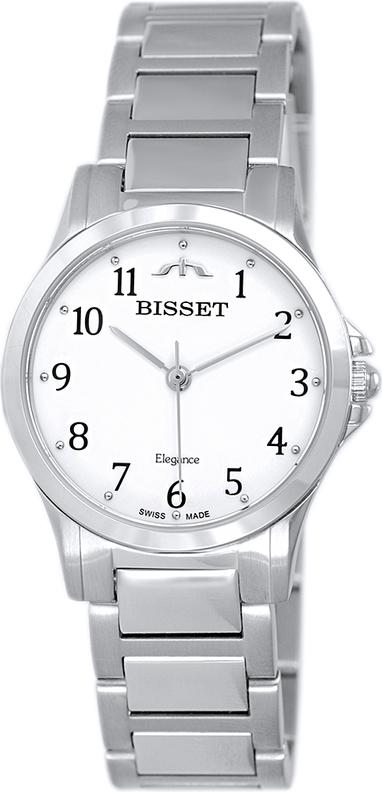 Szwajcarski zegarek damski Bisset BSBE78 -1A