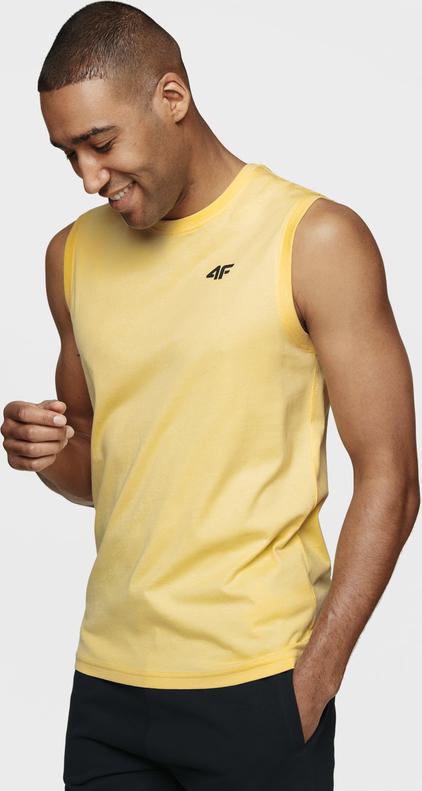 T-shirt 4F bez rękawów