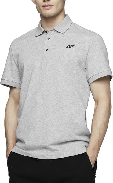T-shirt 4F w sportowym stylu z krótkim rękawem