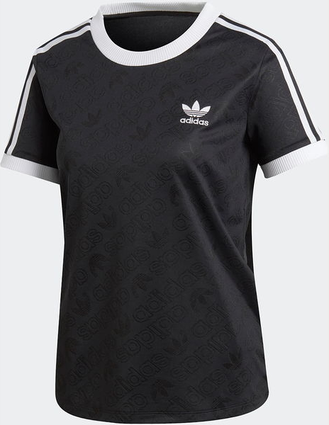 T-shirt Adidas Originals z krótkim rękawem w sportowym stylu