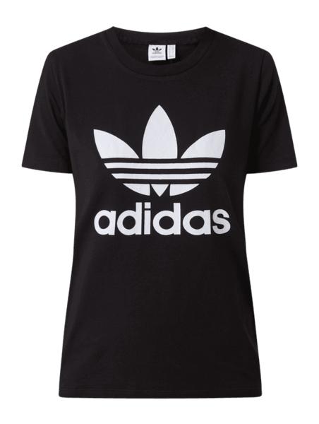 T-shirt Adidas Originals z krótkim rękawem z bawełny