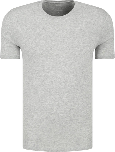 T-shirt Armani Exchange w stylu casual