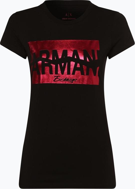 T-shirt Armani Jeans Odzież Damskie Topy i koszulki damskie DQ RJXRDQ-8 80% ZNIŻKI