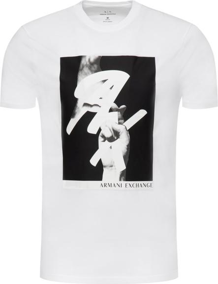 T-shirt Armani Jeans z krótkim rękawem