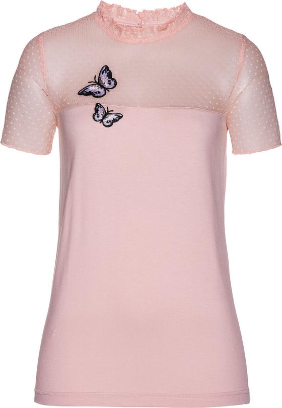 T-shirt bonprix bpc selection z krótkim rękawem