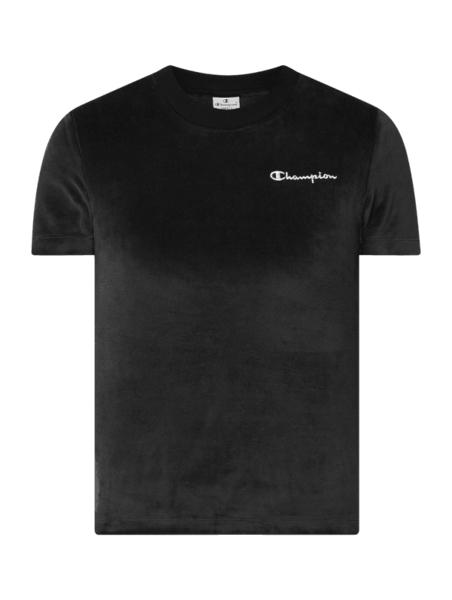 T-shirt Champion z okrągłym dekoltem z bawełny