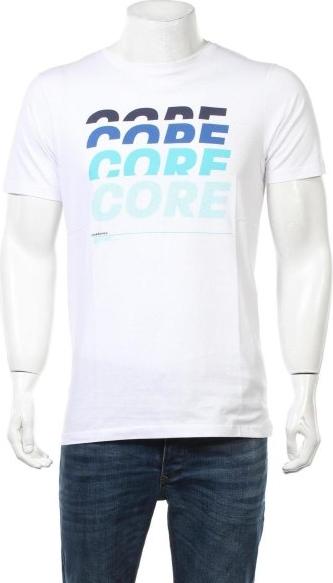 T-shirt Core By Jack & Jones z krótkim rękawem w młodzieżowym stylu