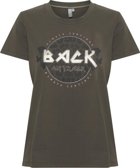 T-shirt Culture z krótkim rękawem