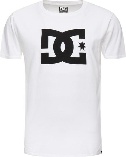 T-shirt DC Shoes z krótkim rękawem