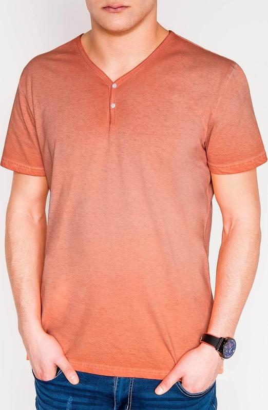 T-shirt Edoti z krótkim rękawem