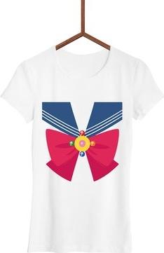 T-shirt Failfake w młodzieżowym stylu z krótkim rękawem