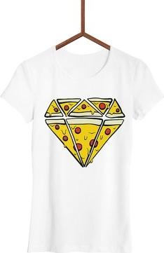 T-shirt Failfake z krótkim rękawem z okrągłym dekoltem
