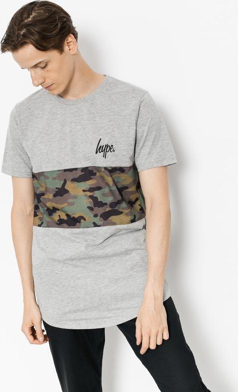 T-shirt Hype z bawełny w młodzieżowym stylu