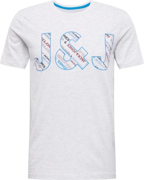 T-shirt Jack & Jones z dżerseju