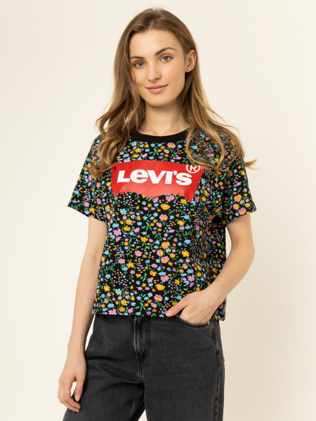 T-shirt Levis w stylu casual