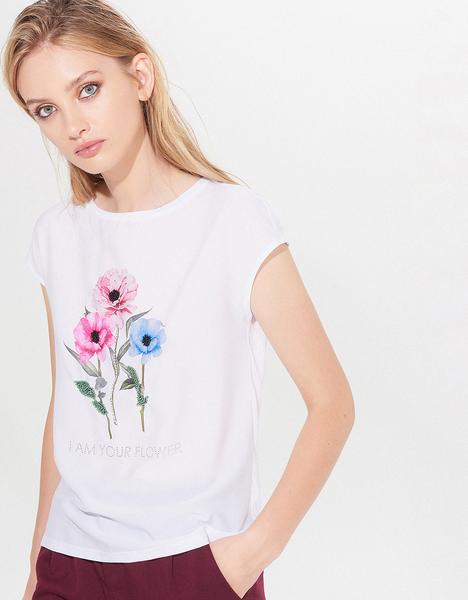 T-shirt Mohito w stylu casual