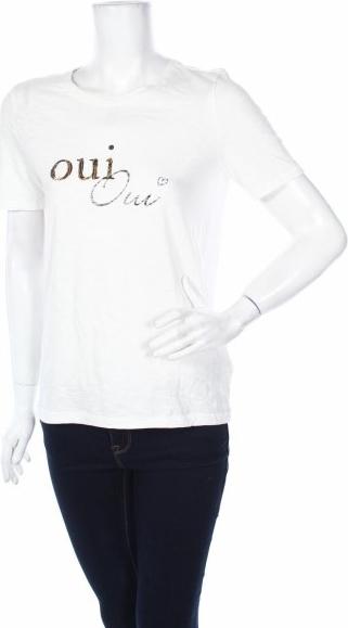 T-shirt OUI w młodzieżowym stylu