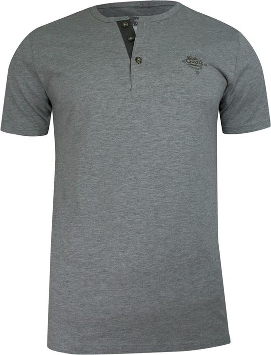 T-shirt Pako Jeans z krótkim rękawem z nadrukiem w stylu casual