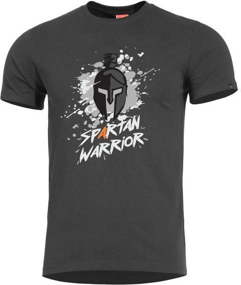 T-shirt Pentagon w młodzieżowym stylu z krótkim rękawem