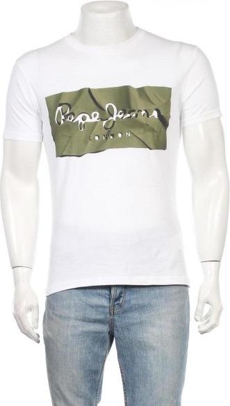 T-shirt Pepe Jeans z bawełny