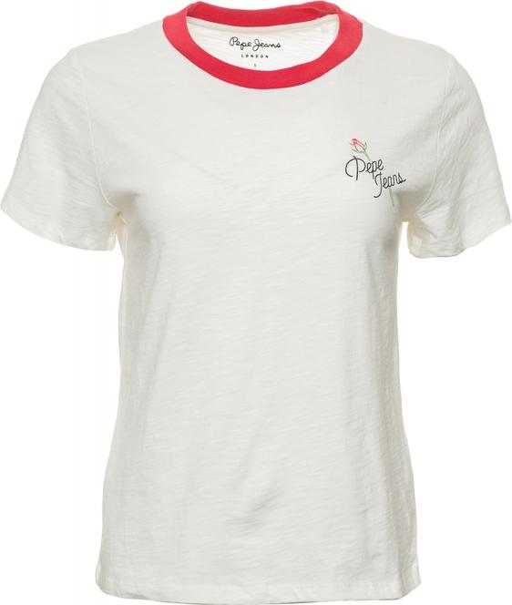 T-shirt Pepe Jeans z krótkim rękawem