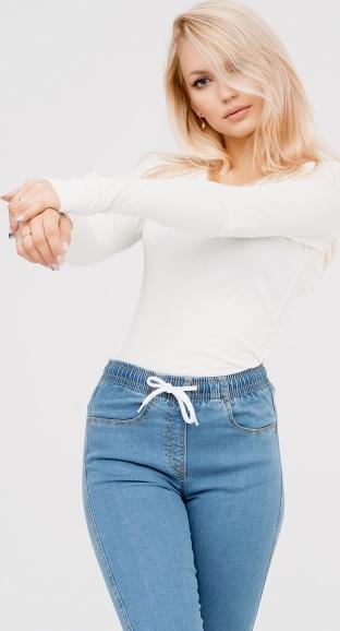 T-shirt Point X z bawełny w stylu casual