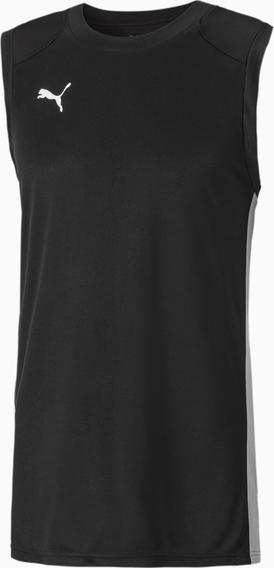 T-shirt Puma bez rękawów w sportowym stylu