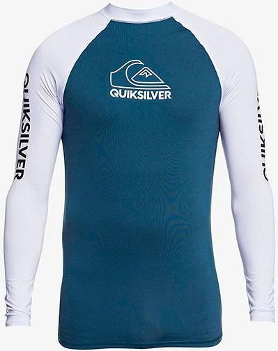 T-shirt Quiksilver z długim rękawem
