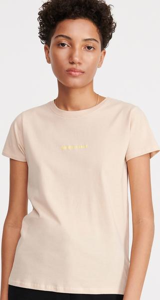T-shirt Reserved w stylu casual z okrągłym dekoltem Odzież Damskie Topy i koszulki damskie UJ MNPUUJ-5 sprzedaż
