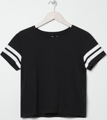 T-shirt Sinsay w stylu casual z krótkim rękawem
