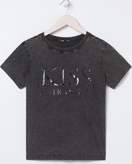 T-shirt Sinsay z bawełny