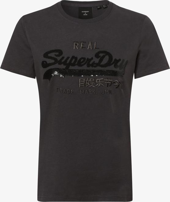 T-shirt Superdry z krótkim rękawem