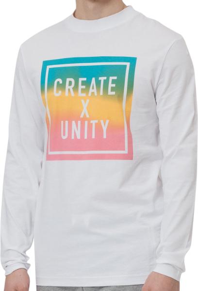 T-shirt Tommy Hilfiger w młodzieżowym stylu z długim rękawem