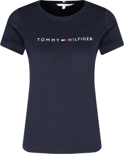 T-shirt Tommy Hilfiger w stylu casual