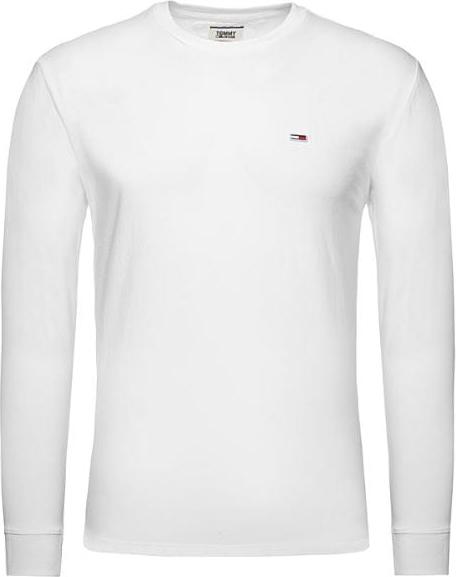 T-shirt Tommy Hilfiger w stylu casual z długim rękawem