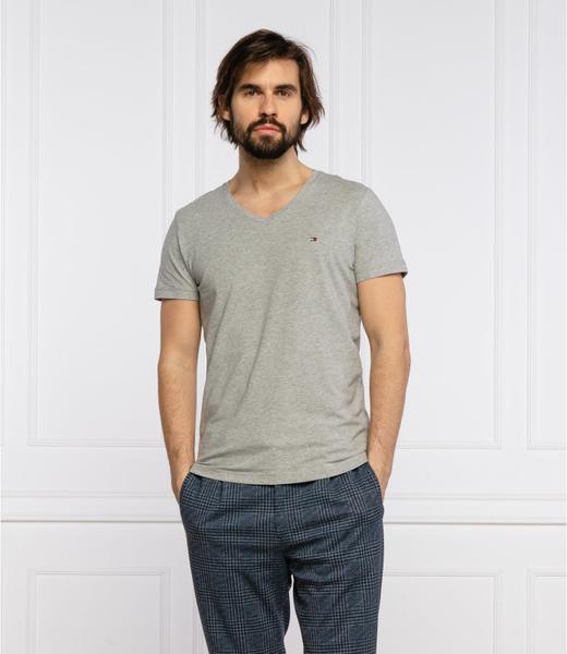 T-shirt Tommy Hilfiger z krótkim rękawem w stylu casual