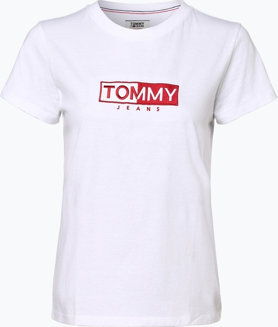 cee160ccac5b T-shirt Tommy Jeans w stylu casual