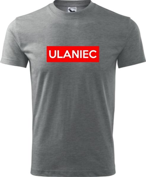 T-shirt TopKoszulki.pl w młodzieżowym stylu z bawełny z krótkim rękawem