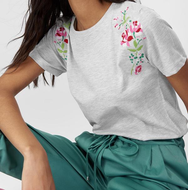 T-shirt Trendyol z krótkim rękawem