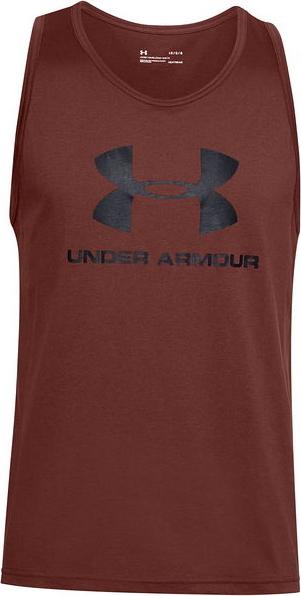 T-shirt Under Armour w młodzieżowym stylu